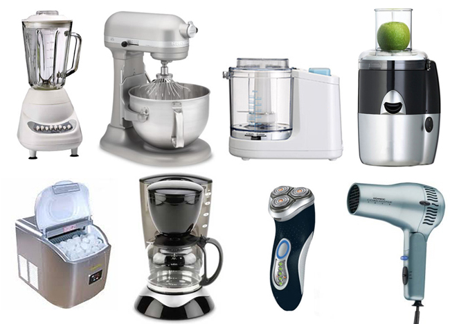 Home appliances - New uses for home products ...